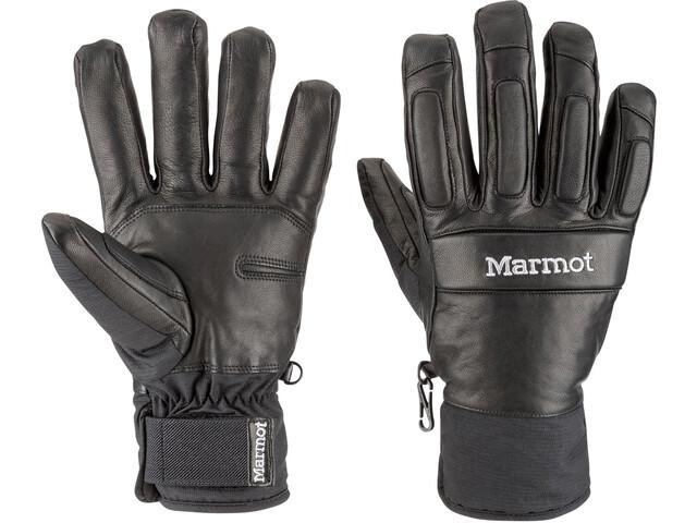 Marmot Tahoe Undercuff Gloves Black